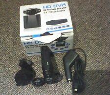 "HD DVR HD Portable DVR with 2.5"" TFT LCD Screen USB 2.0"
