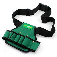Combat Utility Web Tool Tactical Belt Waist Adjustable Belt 7 Pocket Tools Bag