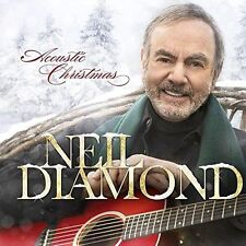NEIL DIAMOND ACOUSTIC CHRISTMAS CD ALBUM (November 4th, 2016)