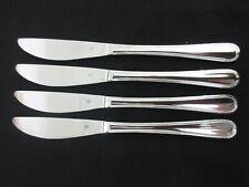 WMF Coburg 4 Dessertmesser Cromargan Messer 19,9 cm KEINE Menümesser
