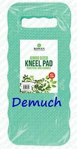 New JUMBO GARDEN KNEE PAD Kneeling Kneeler Mat Soft Foam Home Multipurpose UK ✔