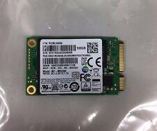 Samsung 850 evo 500gb mSATA SSD mz-m5e500 disco duro 3d-vnand