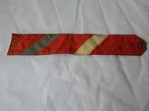 Remove Before Flight Flags 30cm to 1 Metre Length 7.5 to 8cm Width Used [2R1B]