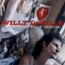 Willy DeVille - Backstreets of Desire [New CD] UK - Import
