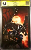 VENOM #7 CGC SS 9.8 MICO SUAYAN VIRGIN VARIANT DONNY CATES SPIDER-MAN CARNAGE