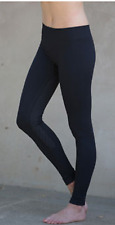 Goode Rider Seamless Body Sculpting Tights-Full Seat-Charcoal Heather-S