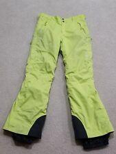 Women's Mountain Hardwear Snow Board Pants yellow Size S/P