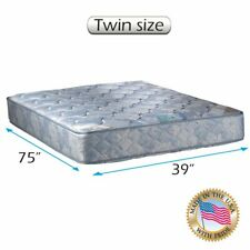 Dream Sleep Chiro Premier Two-Sided Twin Mattress Only with Mattress Cover