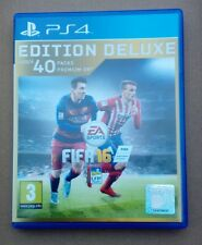 FIFA 16 pour PS4 Edition Deluxe