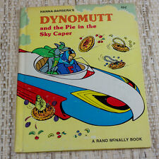 1977 Hanna-Barbera's Dynomutt and the Pie in the Sky Caper Book