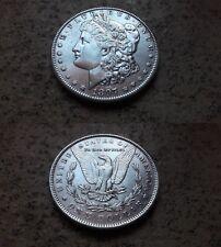 One Dollar Liberty Morgan USA 1897 Argento 26.75gr 3,8cm In God We Trust Ottimo