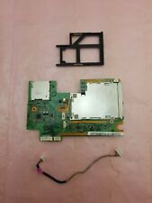 HP EliteBook 6930p Audio In Out Express SD Card Slot Port Connector Board Module