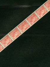 FRANCE : 1944. Maury Roulette #34 Strip of 11. Very Fine, Mint NH. Catalog €825.