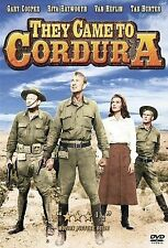 They Came to Cordura (DVD, 2004) Gary Cooper, Rita Hayworth, NEW Factory Sealed