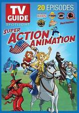TV Guide Spotlight: Super Action Animation (DVD, 2014, 2-Disc Set)