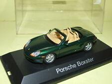 PORSCHE BOXSTER Vert SCHUCO