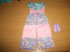 Barbie / PETRA - Ropa 80/90 años (SET 91)