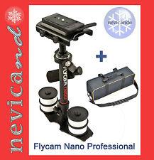 Flycam Nano + Piastra >> Steadycam Steadicam Stedicam Steady Cam Stabiliser <<