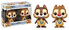 FIGURE KINGDOM HEARTS CIP & CIOP E CHIP AND DALE POP FUNKO DREAM DROP DISTANCE 2