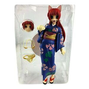 To Heart Tamaki Kousaka Figure Taki Corporation 2007 Aquaplus Kimono Anime