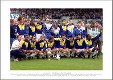 Leeds United 1992 League Champions Team Celebrations Photo Memorabilia (328)