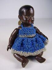 Antike Zelluloid Puppe Farbig