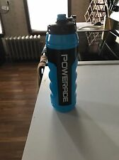 Powerade 32 oz Sports Clutch Water Bottle with Squeeze Cap