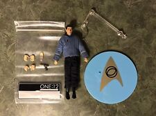 MEZCO 2016 VARIANT SPOCK THE CAGE LOOSE NO BOX FREE SHIP LIMITED STOCK