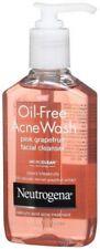 New Neutrogena Oil Free Acne Wash Pink Grapefruit Facial Cleanser 175 ml