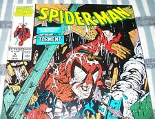 Spider-Man #5 Todd McFarlane Series Torment from Dec. 1990 in VF- condition DM