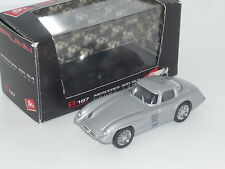 1:43 Brumm Made in Italy Mercedes 300SL Gullwing Le Mans racer W198 Flugeltur