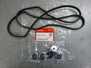 Genuine Honda S2000 Valve Cover Gasket Set w/ Washers 12040-PCX-305
