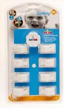 Tot-Lok 9 Piece Loc Assembly Cabinet Drawer Locks Lock Baby Proof Locks Safety 1