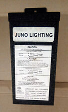 ****NEW****JUNO TL576-60-BL TRANSFORMER WITH TOGGLE RESET SWITCH