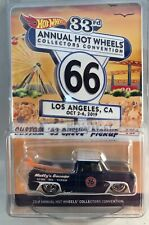 Collectors Convention 2019 33rd Annual Hot Wheels Custom '62 Chevy Pickup