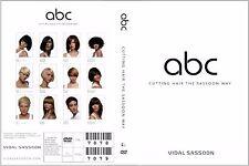 VIDAL SASSOON ABC CUTTING 3 DVDS SET