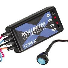 Omex Performance Electronics Clubman Rev Limiter/Launch Control Twin Coil