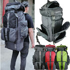 New 80L Outdoor Sports Backpack Luggage Travel Bag Rucksack Internal Frame Pack