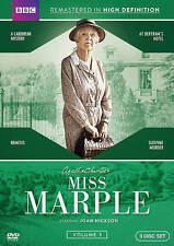 Miss Marple: Volume Three, Good DVD, Various, Various