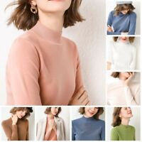 Loose Baggy Pullover Plus Size Long Sleeve 11 colors Women Casual T-shirt Top