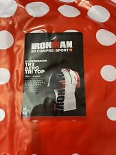 ironman compresport tr3 aero tri top men