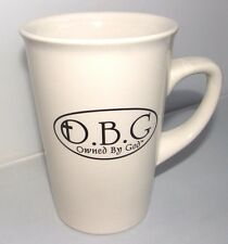 Alcoholics Anonymous AA NA Owned By God Recovery Vintage Car Coffee Mug Cup
