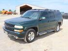 2003 Chevrolet Z71 Tahoe  2003 Chevrolet Z71 Tahoe 4WD SUV Utility Vehicle 5.3L V8 Leather 3-Row bidadoo