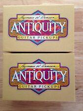 Seymour Duncan Antiquity 1955 Vintage Telecaster Pickup Set Bridge Raised D G