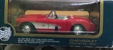 Road Tough   '1957  Chevrolet Corvette Convertible'   Die-Cast   1/18