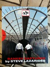BANKSY CAPTURED by Steve Lazarides 3rd Edition Limited Edition Brand New