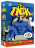 THE TICK - Series 1-3 - Complete {6DVD-BOX WITH SLIPCASE}