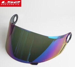 Visor Original Helmet Ls2 cr1 ff385 ff358 ff322 ff396 Mirror Rainbow