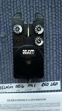 DELKIM Orig MK1 STD RED VGC + NEW O Ring  INSTRUCTIONS SM LINE NICK AT THE FRONT