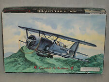 Classic Airframes 1/48 Curtiss SBC-4 Helldiver + Resin Wing & Control Surfaces